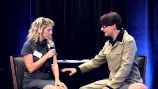 Hypnotherapy Demonstration Using Mind Bending Language with Igor Ledochowski