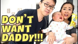 DON'T WANT DADDY!
