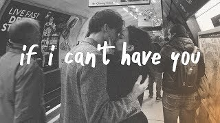 Shawn Mendes   If I Can't Have You (Lyric Video) Gryffin Remix