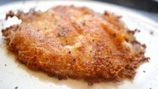 Potato Pancake Recipe - Mashed Potato Pancakes - Excellent and Delicious!