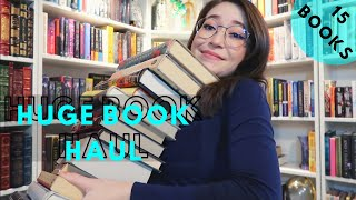 HUGE LIBRARY BOOK HAUL!! (March 2020)   Paiging Through