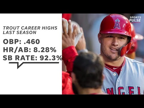 b2ed4cbcd Mike Trout s record-breaking deal is a steal for the Angels