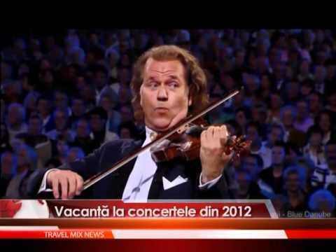 Vacanta la concertele din 2012