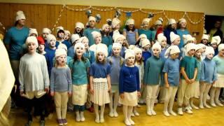 Vánoční šmoulové - Hlubočky (13.12.2011)
