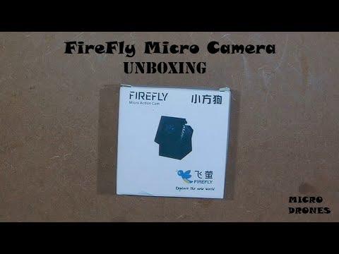 Firefly Micro Câmera - Unboxing