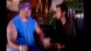 Violent Moments In Music - 2Pac & Biggie [Ch4 - UK]