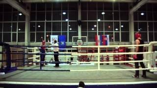 preview picture of video 'Luka PLANTIĆ vs David ULIJAN @ OPZ 2013.'