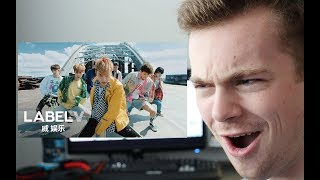 POWER VISUALS (WayV 威神V '无翼而飞 (Take Off)' MV Reaction)