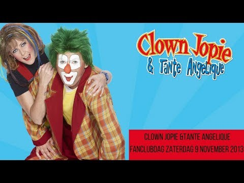 Video van Clown Jopie & Tante Angelique Sinterklaasshow | Kindershows.nl