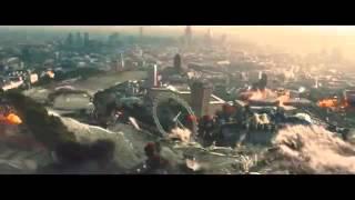 Homem Bomba Explode Cidade