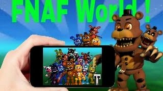 FNAF World Free - Video hài mới full hd hay nhất - ClipVL net