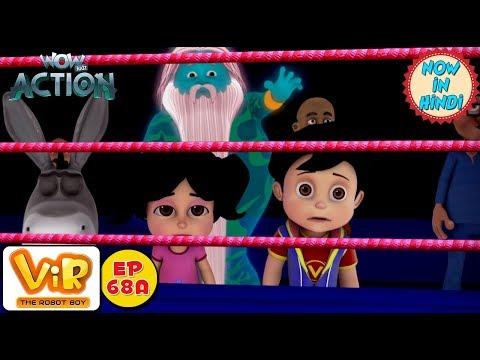 Vir: The Robot Boy   Gintu Ki Boxing   As Seen On HungamaTV   WowKidz Action