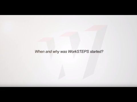 When and why was WorkSTEPS started?