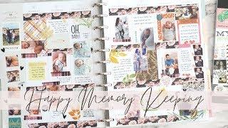 Happy Memory Keeping   How To Create & Print MINI Photos