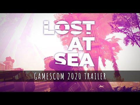 Lost at Sea - Gamescom 2020 Trailer de Lost at Sea