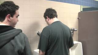 Middle Urinal-DONT BE THAT GUY