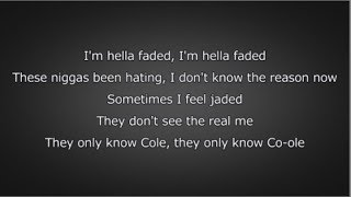 Bas   Tribe (ft. J. Cole) (Lyrics)
