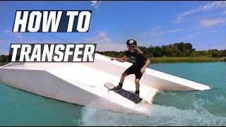 #3 Cablepark Wakeboard Intermediate – Transfers tutorial