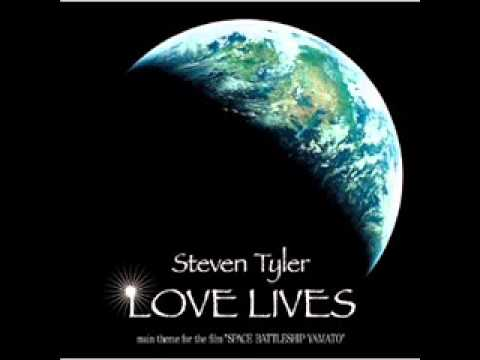 Steven tyler -  Love Lives  (Instrumental version)