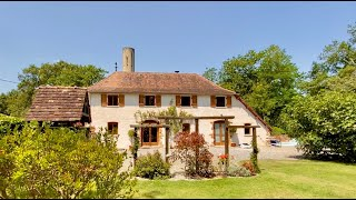 A French Stone Property With Guest Cottage And Infinity Pool | For Sale By French Character Homes