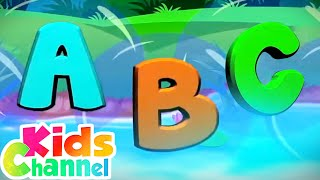The ABC Song | Learn Alphabets | Learning Videos for Children from Kids Channel
