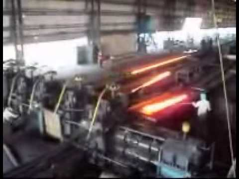 Process Of Production Of Angle, Channel, Beam etc.(Eagle Steels)