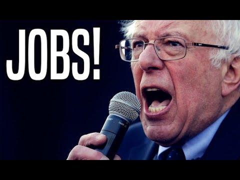 Bernie Sanders to Announce Federal Jobs Guarantee Proposal