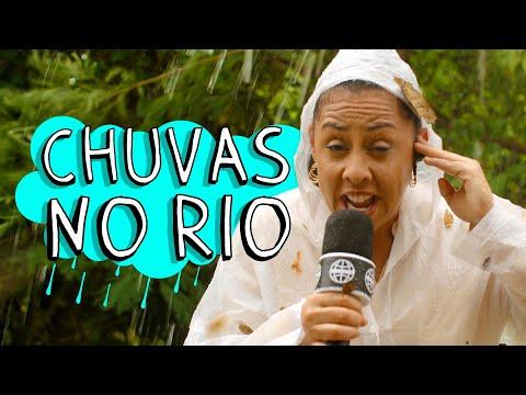 CHUVAS NO RIO