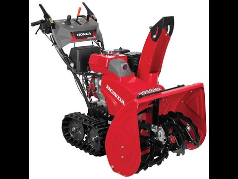 Honda Power Equipment HS928TA in Erie, Pennsylvania - Video 1