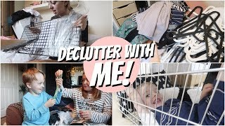 ORGANISE WITH ME! IKEA TRIP & DECLUTTER!!