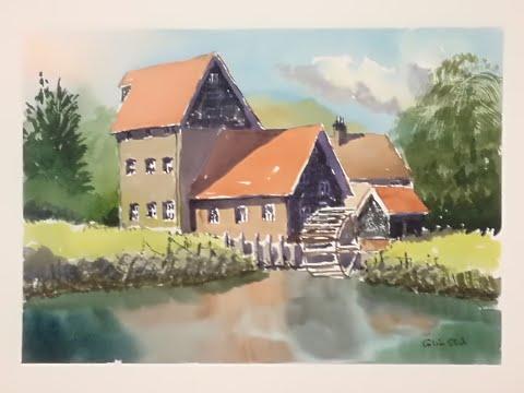 Thumbnail of Battlesbridge Tide Mill, Essex.