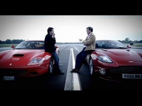 Aston Martin Vanquish Car Review - Top Gear - BBC