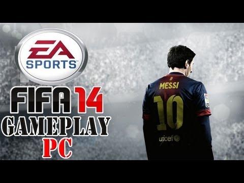 Gameplay de FIFA 2014
