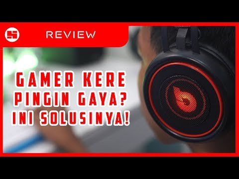 HEADPHONE GAMING UNTUK ORANG KERE! // Review dbE GM100