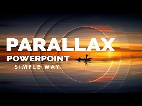 Download How To Create Parallax Effect Powerpoint Step By Step Video