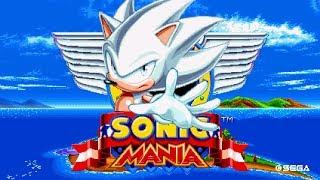 Sonic Mania Mods - Ultra Instinct Modern Sonic