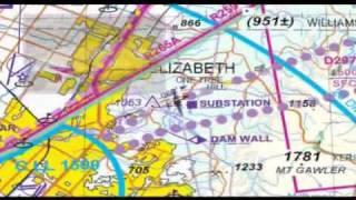 Parafield Aerodrome Procedures - Outbound to the East via Substation