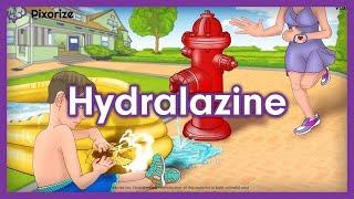 Hydralazine Mnemonic for Nursing Pharmacology (NCLEX)