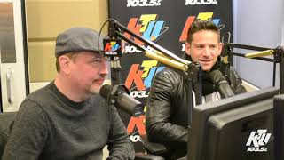 98 Degrees Reveal Their Favorite Christmas Songs And Traditions