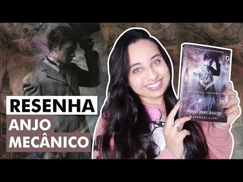 Anjo Mecânico ? Cassandra Clare | Karina Nascimento | Paraíso dos Livros #Aspecasinfernais