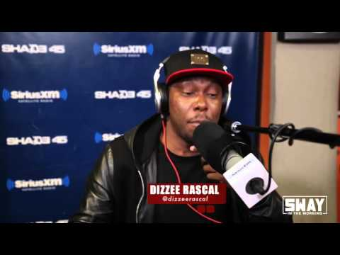 Dizzee Rascal Absolutely Smashes the 5 Fingers of Death on Sway in the Morning