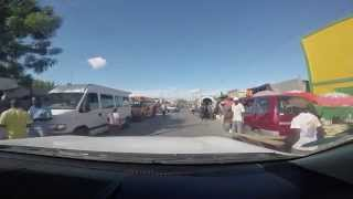 preview picture of video 'Driving Haiti Deschapelles Cap Haitien'