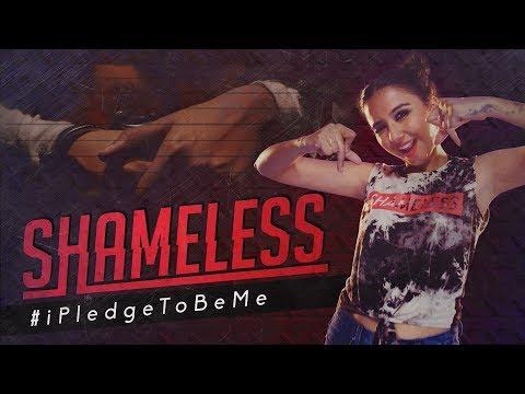Shameless  by Prajakta Koli ft  Raftaar  MostlySane iPledgeToBeMe