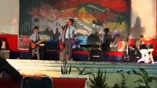 preview picture of video 'NEWBIE band cover bintang disurga+ibu pertiwi(smansaLARSEL)'