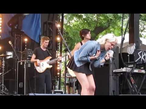 Sky Ferreira - Ghost - 2013 Pitchfork Music Festival