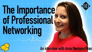 View the video Anna Dermenchyan and the importance of professional networking in nursing