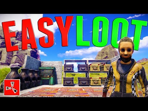 SCAVENGING A LOADED DECAYING BASE | Rust SOLO Survival #3 (FINALE) | S2