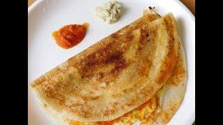 పొడి గుడ్డు దోస   Podi Egg Dosa   Egg Dosa   Karam Guddu Dosa   Special Egg Dosa