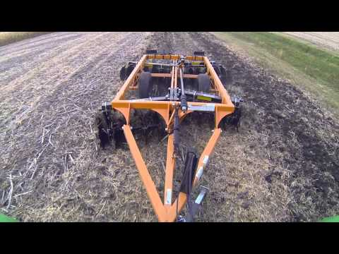 2019 Woods DHH144T Disc Harrow in Warren, Arkansas - Video 1