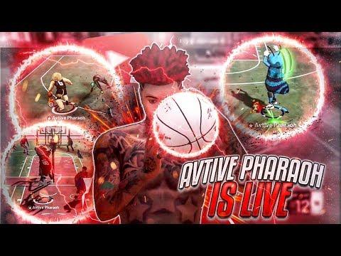 Mascot At The Park Grinding Last Bar To 99  NBA 2K19: Rise Of The Avtive Kingdom.!!